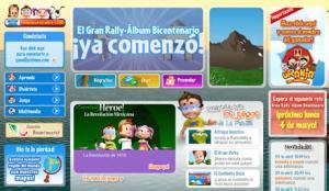 Sitios /Webs para niños