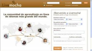Red Social Live Mocha para aprender Inglés
